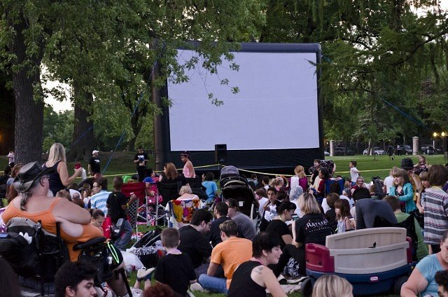 Family Friendly Movies To Be Screened Outside This Summer